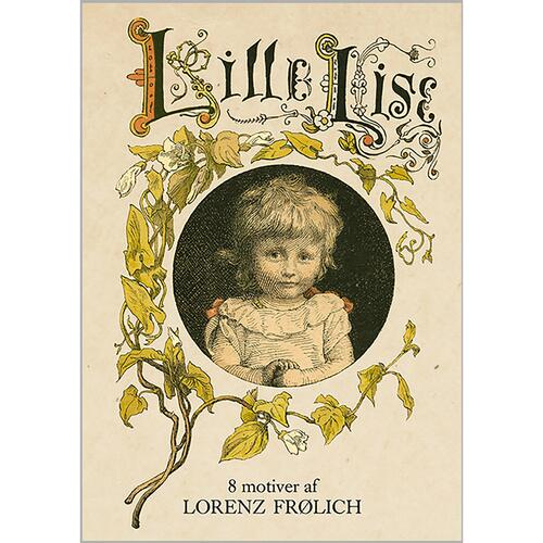 LILLE LISE - 8 cards