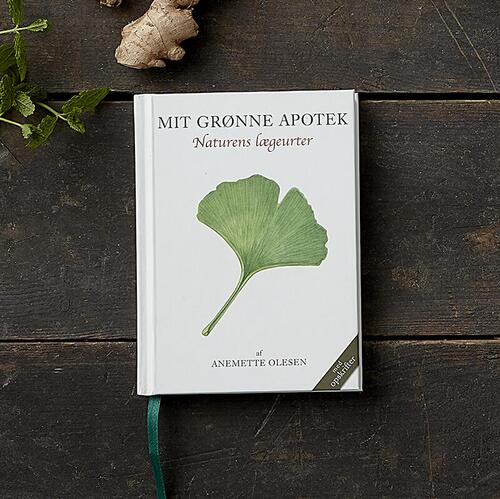 LIVRE: MY GREEN PHARMACY les herbes de la nature