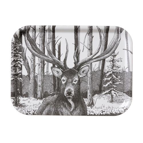 TRAY 20x27 - Stag