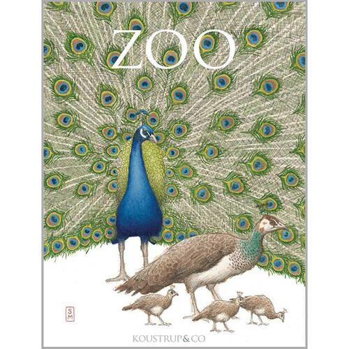 ZOO - 8 cards
