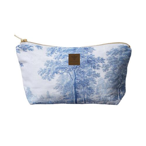 COSMETIC BAG - Landscape (with bottom)
