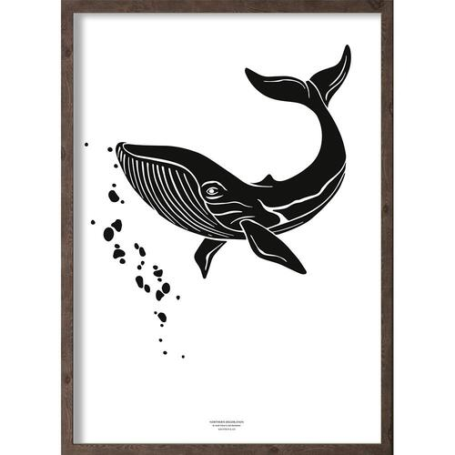 Arfeg (black-white) - ART PRINT - CHOOSE SIZE