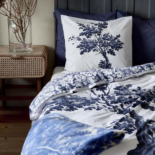 Organic bedlinen set - Tiles 140x200 cm - on stock mid/end March