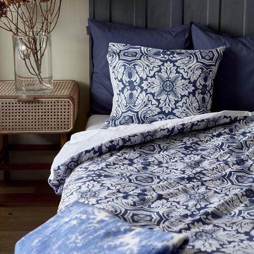 Organic bedlinen set - Tiles 140x220 cm - on stock mid March