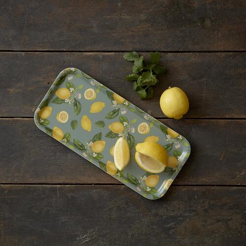 Tray 32x15 - Lemon