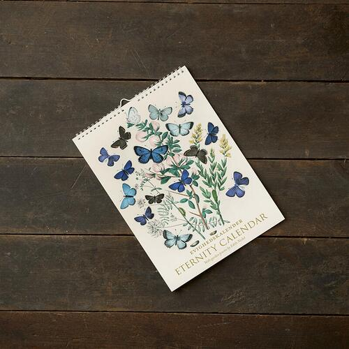 ETERNITY CALENDAR A4 - Flowers & poems - PRE-ORDER