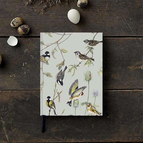 SKETCH BOOK - Birds - Pre order