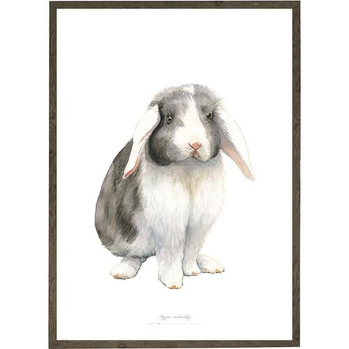 Rabbit - ART PRINT - CHOOSE SIZE