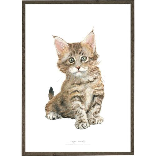 Kitten - ART PRINT - CHOOSE SIZE