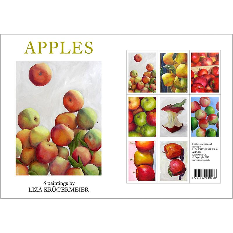 APPLES - 8 cards