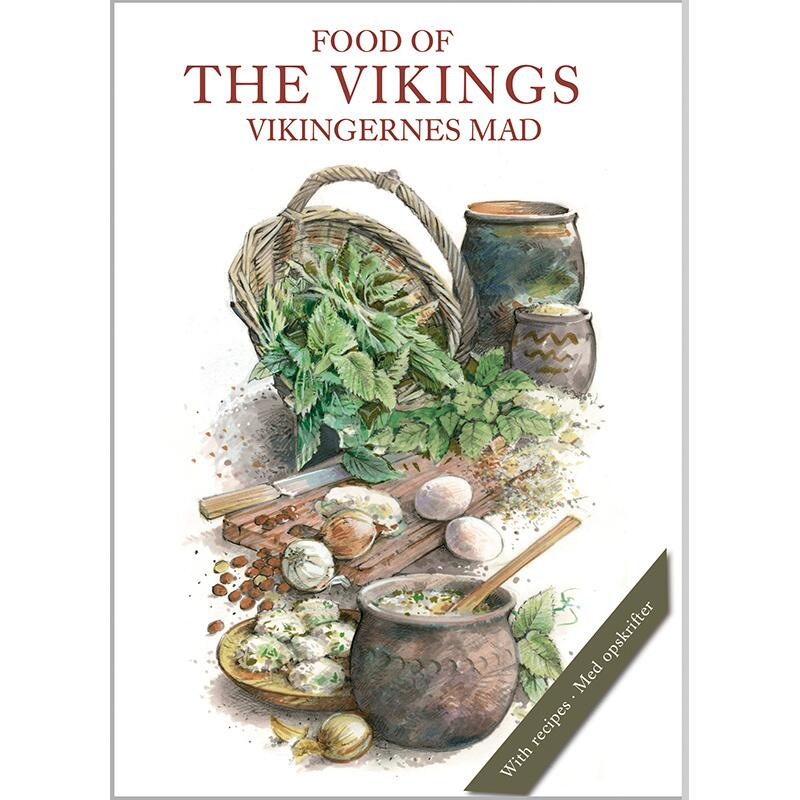 FOOD OF THE VIKINGS - 8 cards