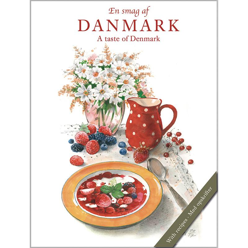 A TASTE OF DENMARK - 8 cards