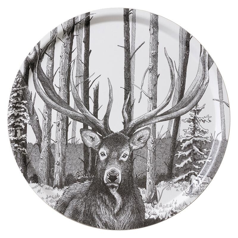 TRAY Ø38 - Stag