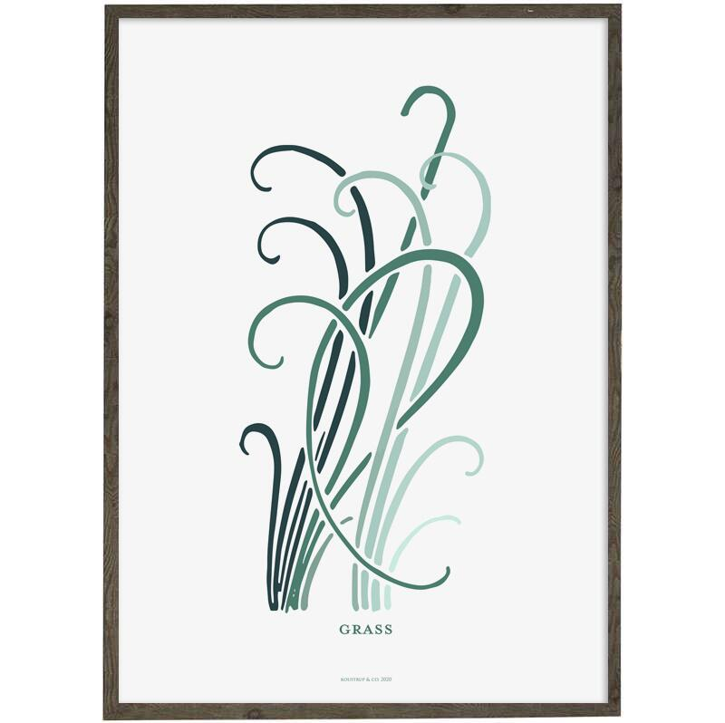 ART PRINT - Grass - CHOOSE SIZE