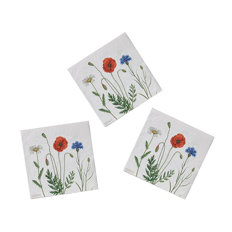 NAPKINS - HEDGEROW - 20 PCS IN A PACKAGE
