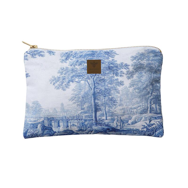 COSMETIC BAG - Landscape (flat)