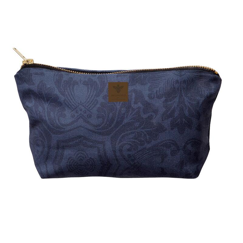 COSMETIC BAG - Pattern (with bottom)