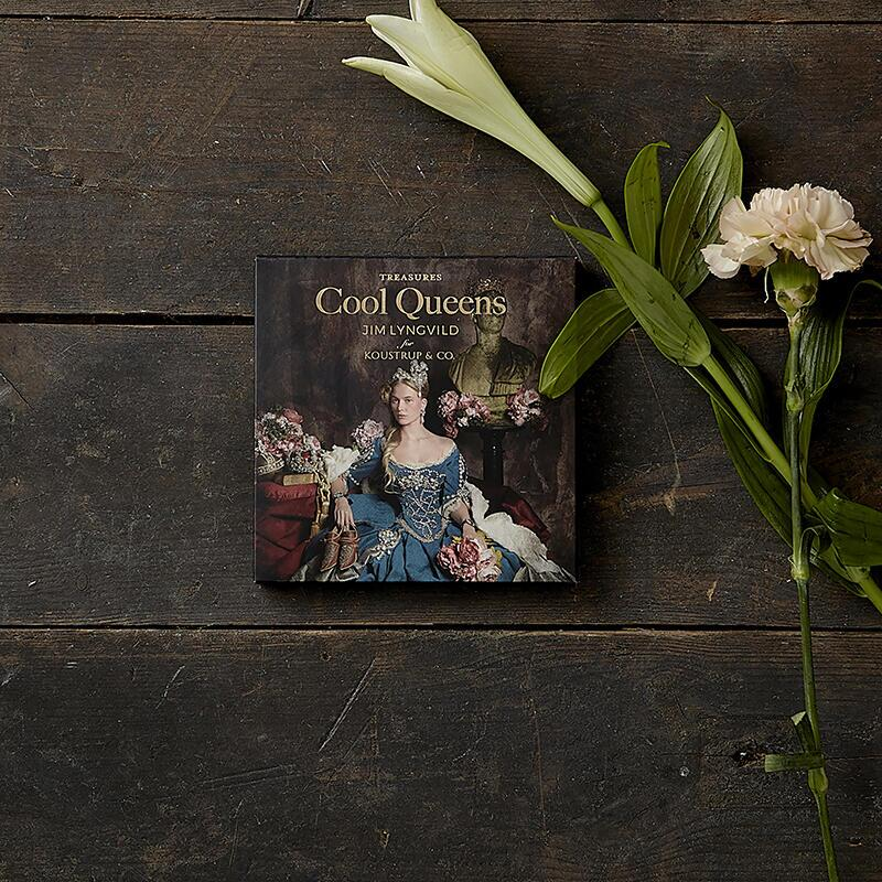 Cool queens - SQUARE CARDS