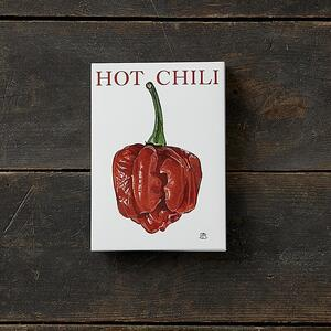 HOT CHILI - 8 cards