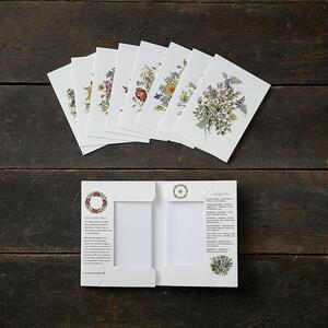 BOUQUETS - 8 cards