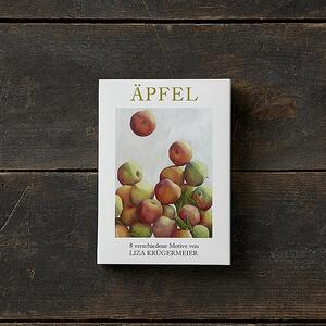 ÄPFEL - 8 cards (German)