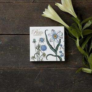 RENASSANCE GARDEN - Square card folder