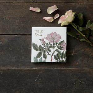WILD ROSE - Square card folder