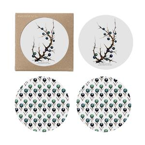 COASTERS - Sloe - 4 pack