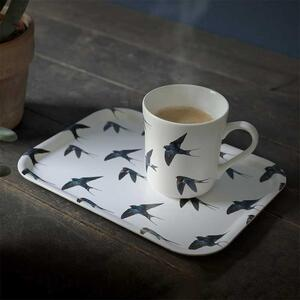 TRAY 20x27 - Swallows