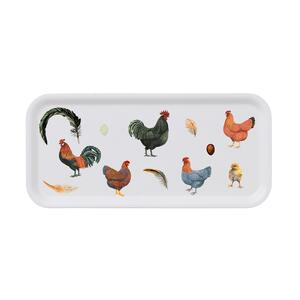 TRAY 32x15 - Chickens