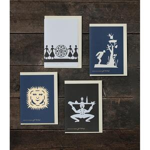 H.C. ANDERSEN PAPER-CUTS - SINGLE CARDS A5