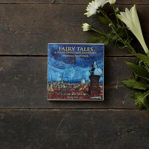 FAIRY TALES - Square card folder