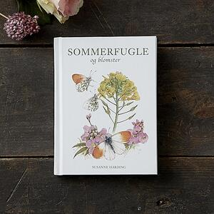BOOK: Butterflies - and flowers (danish text)