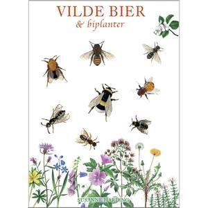 BOOK: WILD BEES and beekeeping (danish text)