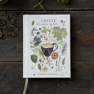 BOOK: URTETE - fra naturen og haven