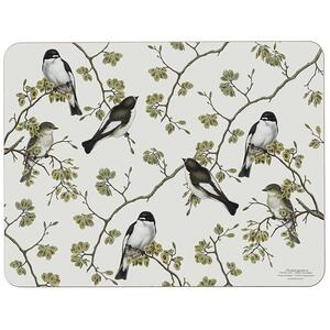 Placemat - Pied Flycatcher