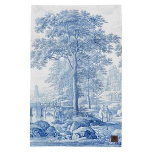 ORGANIC TEA TOWEL - Landscape - DELIVERY END OF SEPTEMBER 2020