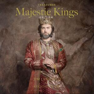 Majestic Kings - SQUARE CARD FOLDER