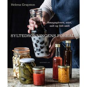 BOOK: Syltedronningen forråd - release 5th of November