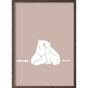 Nanoq (arctic girl) - ART PRINT - CHOOSE SIZE
