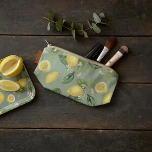 COSMETIC BAG - Lemon